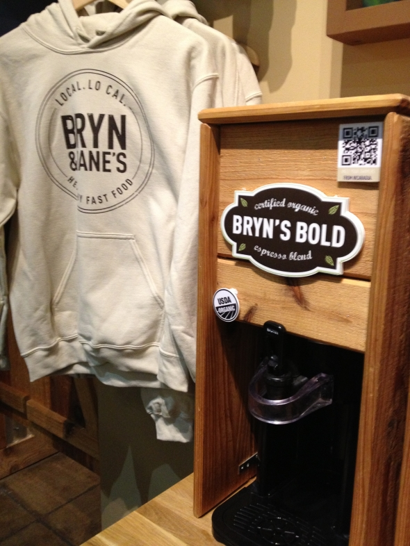 "BRYN & DANE'S HOODIES--the latest ""must-have"" for school!"