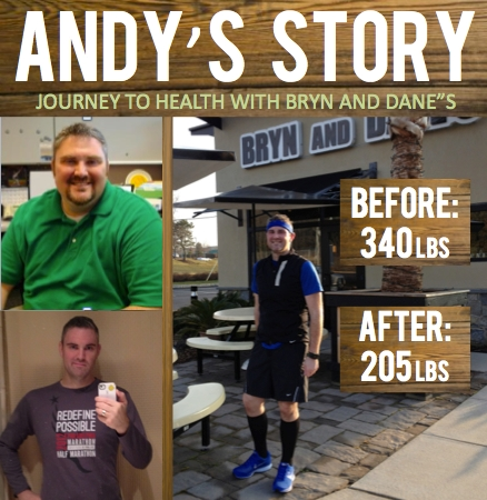 Bryn and Dane's, weight loss, health food, healthy fast food, horsham pa, horsham hubs magazine
