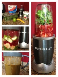 NutriBlast! Energy-fix for the day.